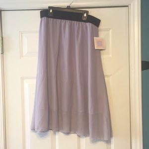 LuLaRoe Large Lola Skirt NWT